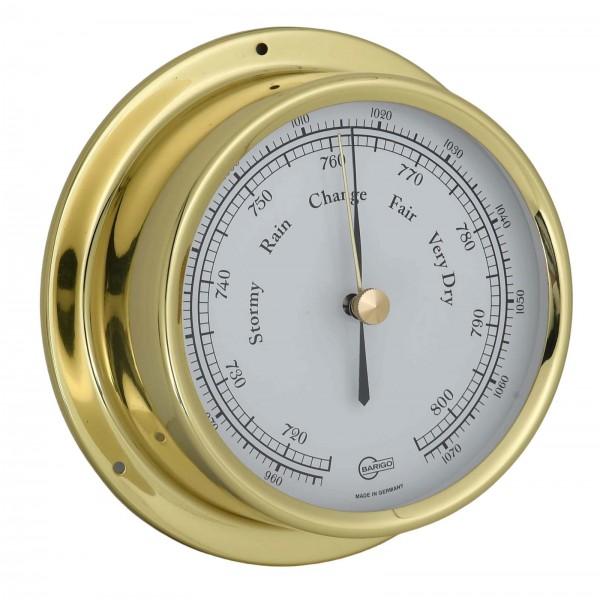 Barigo Barometer Regatta messing Ø120mm