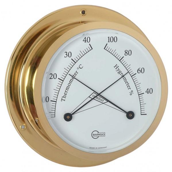 Barigo Comfortmeter Star messing Ø110mm