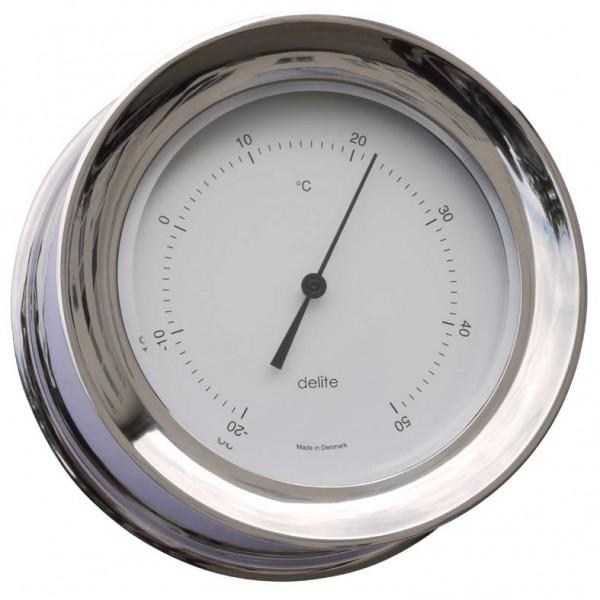 Delite Zealand Thermometer Edelstahl poliert