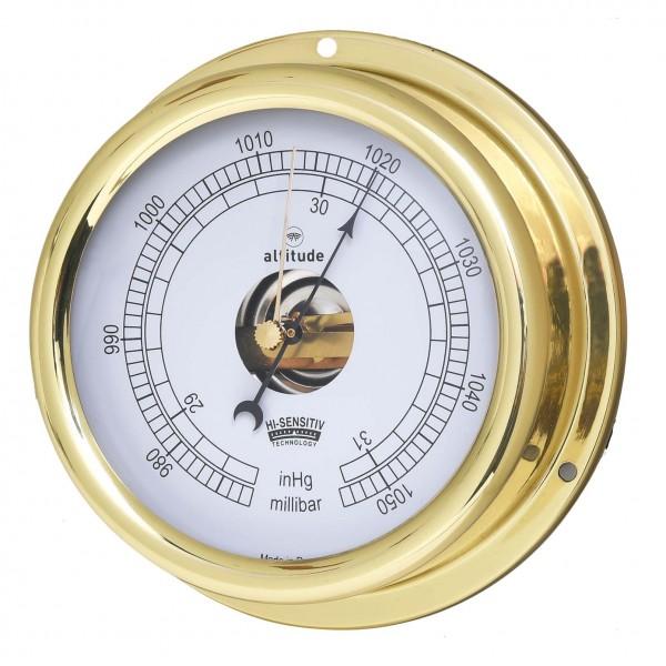 Altitude Barometer 866 B messing Ø150mm