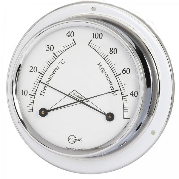 Barigo Comfortmeter Tempo chrom Ø110mm