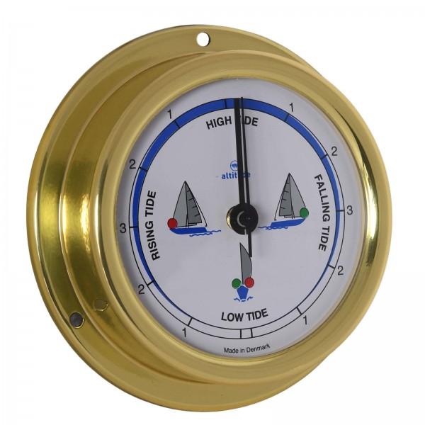 Altitude Tideindikator 858NLIM uk messing Ø127mm