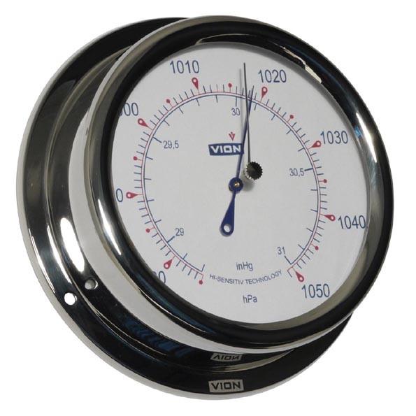Vion Barometer A130 B chrom