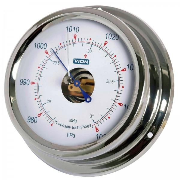 Vion Barometer A130 B chrom Ø150mm