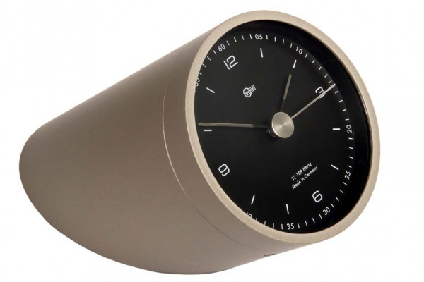 Barigo Tischuhr Pentable Messing 146mm x 96mm