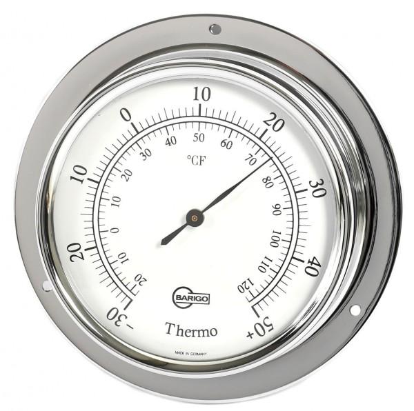 Schiffsthermometer Chrom