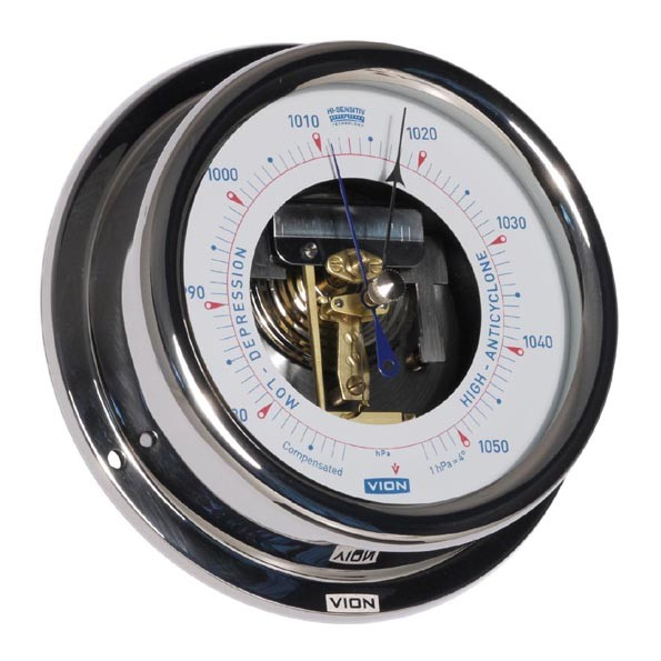 Vion Barometer A130 BO chrom