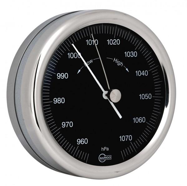 Barigo Orion Barometer Edelstahl 823crb