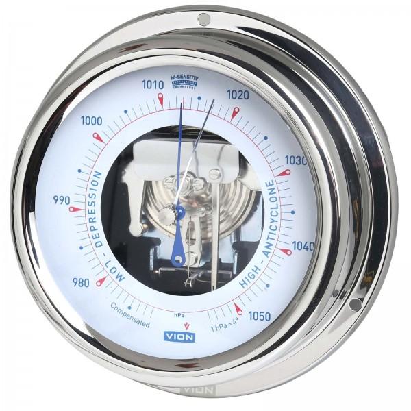 Vion Barometer A130 BO chrom 150mm
