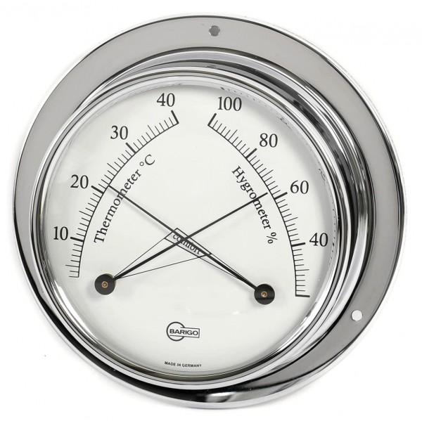 Schiffscomfortmeter Chrom